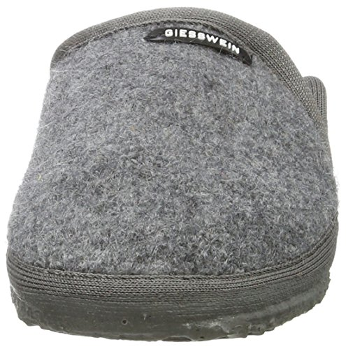 Schiefer Adults' Unisex Nieden Giesswein Grey Slippers xv0UR6a6wq