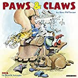 Gary Patterson s Paws & Claws 2018 Calendar