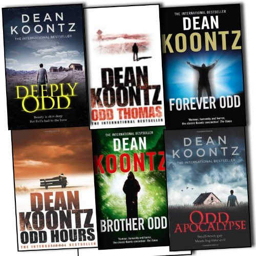 Dean. Koontz Odd Thomas series 6 Books Collection [Paperback] by Dean. Koontz