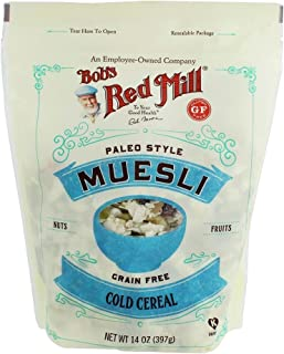 product image for Bob's Red Mill | Grain Free Cold Cereal | Paleo Style Muesli | Real Dried Fruits | 14 OZ