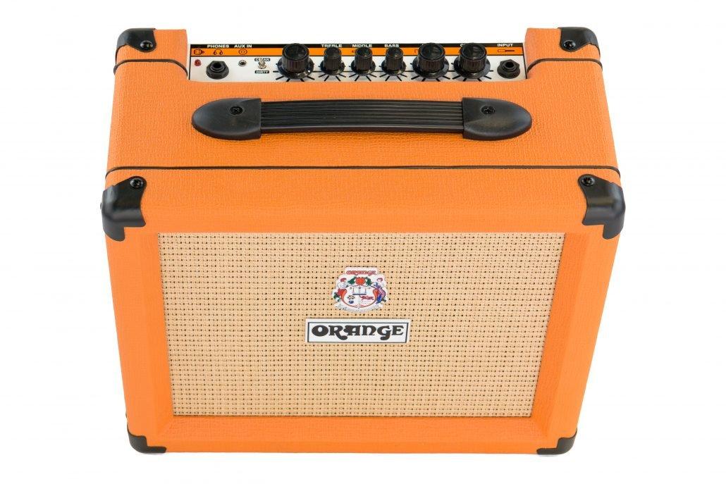 Orange Crush 20 Twin-Channel 20 W Guitar Amplifier, Orange