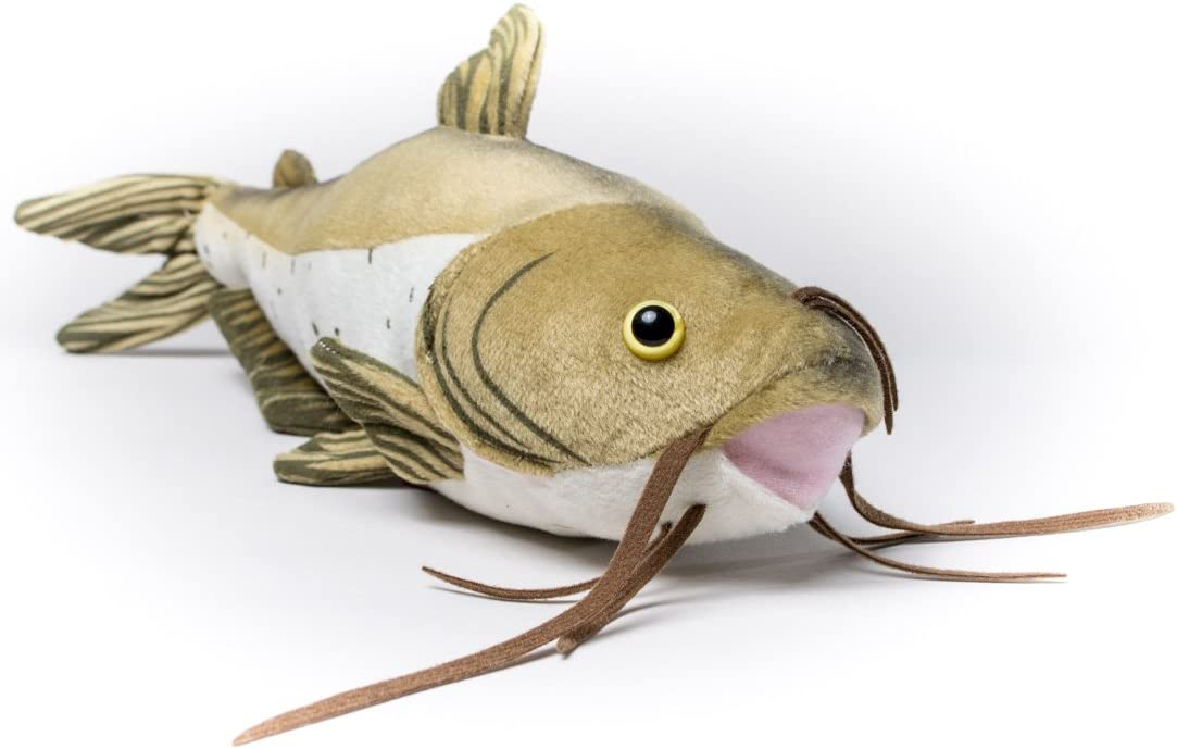 Cabin Critters Channel Catfish Plush Toy 17