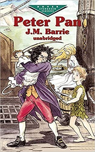 Peter Pan (Dover Children's Evergreen Classics) by J. M. Barrie (1999-06-10)