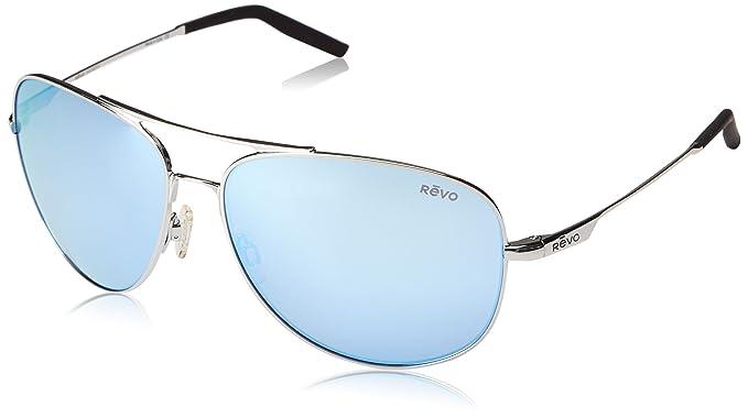 b0661095fd4 Revo Windspeed 61mm High Contrast Polarized Serilium 6-Base Lens Technology  Sunglasses