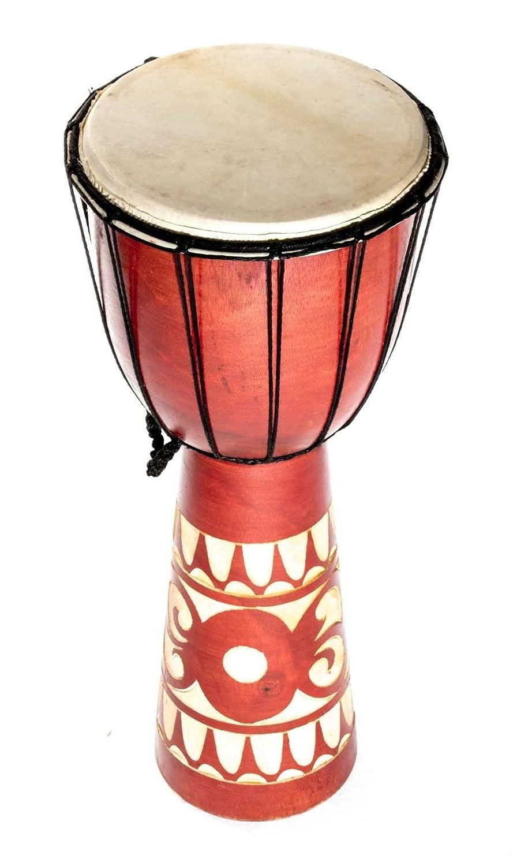 Bebe 15cm Djembe Tambour decoration Bongo TamTam Afrique Drum A10