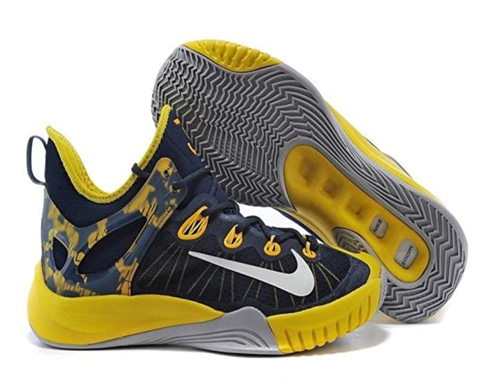 the latest 7da36 f4609 Amazon.com   Nike Zoom Hyperrev 2015 Paul George PE Indiana Pacers Limited  705370-407 Size 8 (Without Box)   Running