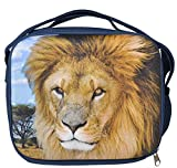 8'' 3D FOAM LION LUNCH PACK, Case of 24