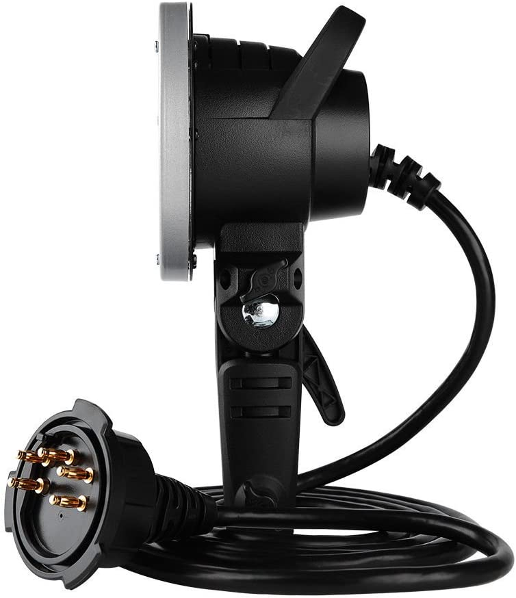 Yunchenghe Portable Handheld Flash Lamp Head for Godox AD-H600 AD600 AD600M Godox Mount