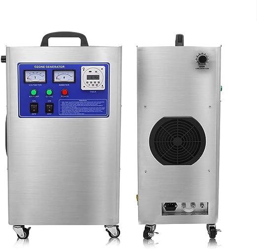 Generador de ozono de Laboratorio 3g Purificador de Aire O3 ...