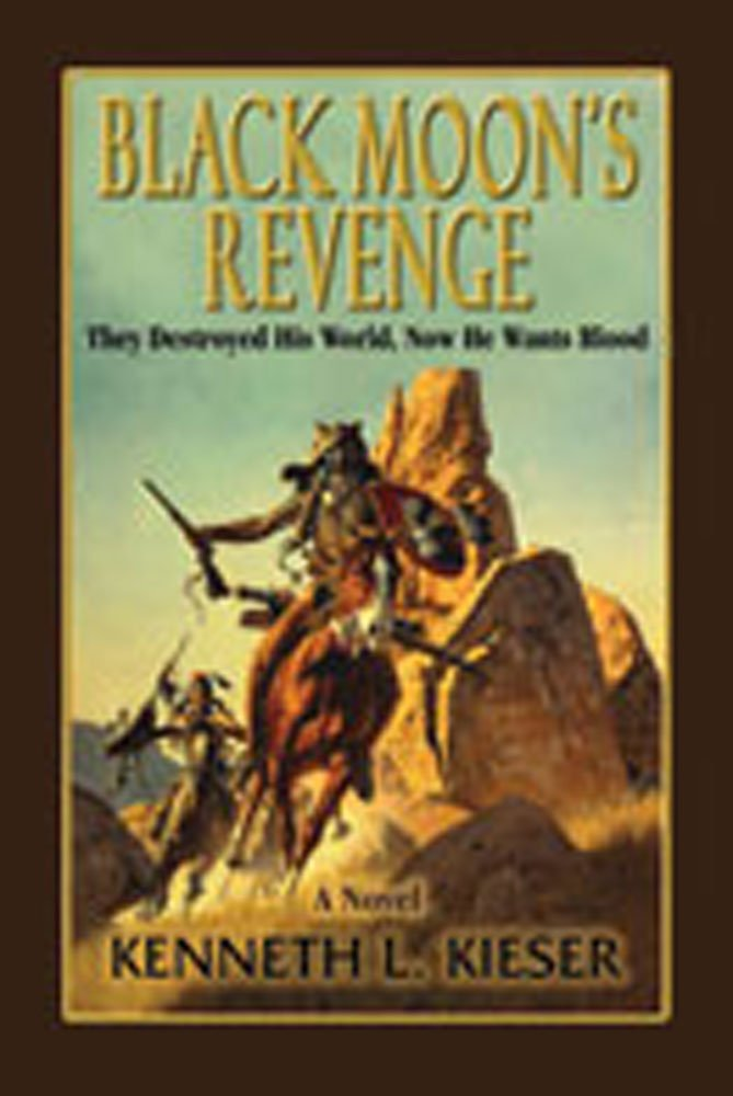 Download Black Moon's Revenge: They Destroyed His World, Now He Wants Blood PDF