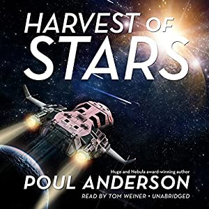 Harvest of Stars Audiobook