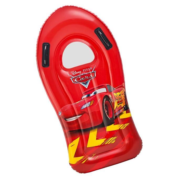 Intex - Figura hinchable, diseño surf rider cars, 108 x 57 cm ...