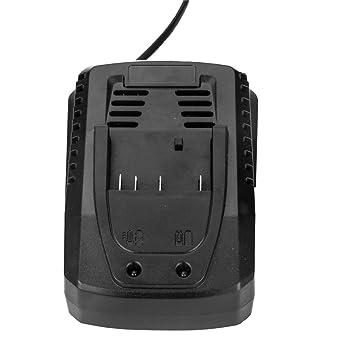Para Bosch 14.4V- 18V Cargador de batería de iones de litio para taladro eléctrico BAT609 BAT609G BAT618 BAT618G 2607336236 Batteria de herramienta ...