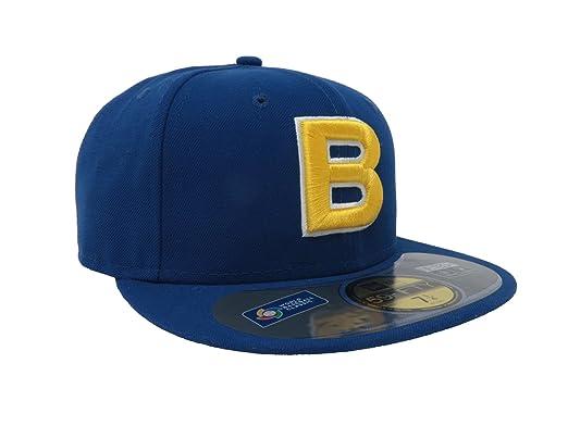 c45b3450300279 New Era. 59Fifty Hat Brazil World Baseball Classic (WBC) 2013 Royal Blue  Fitted