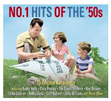 amazon no 1 hits of the 50 s import various 輸入盤 音楽