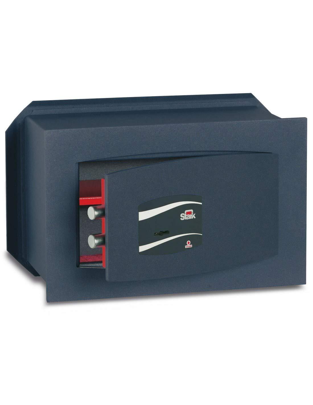 8 mm Espesura 5.8 L Volumen SCE8M58 Caja Fuerte de Empotrar con Llave