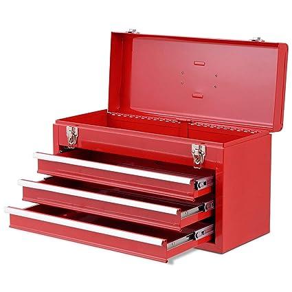 Amazon Com Cypressshop Portable Tool Chest Box Storage Cabinet