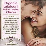 Organic Personal Lubricant & Massage Oil
