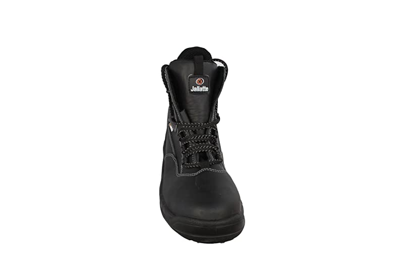 JALLATTE jalisis voute SAS S3HRO SRC Zapatos de Trabajo Bauschuhe Alto Negro, Color Negro, Talla 47