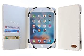 3Q Lujosa Carcasa Tablet 7 Pulgadas Funda 8 Pulgadas Universal Novedad Mayo 2016 Porta Tablet Case Cover Fundas Tablet con Soporte de sobremesa Diseño ...