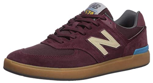 574 Sneaker Schwarz New Balance Herren 80wOkPXn