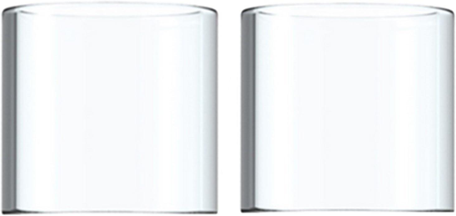 SMOK- tubos de Pyrex de reemplazo para Claromizador TFV8 Baby version 2 ml (sin nicotina y sin tabaco)