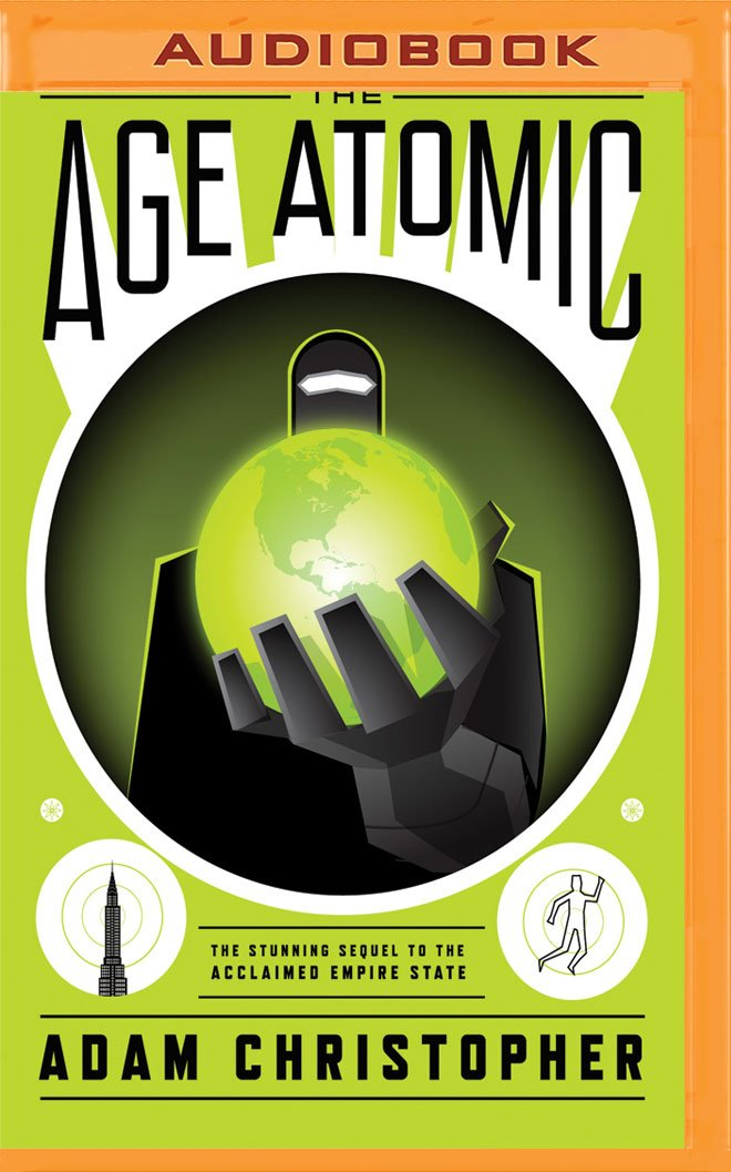 The age atomic adam christopher phil gigante 0885444766114 the age atomic adam christopher phil gigante 0885444766114 amazon books fandeluxe Gallery