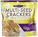 Crunchmaster Original Multiseed Crackers, 4.5 oz For Sale