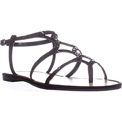 516ffdf1fa7 Chinese Laundry Womens Gianna Open Toe Casual Ankle Strap