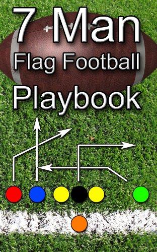 Amazon Com 7 Man Flag Football Playbook Ebook Jason Bellomy