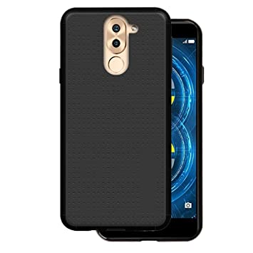 Karimobz Black Back Cover for Huawei Honor 6X