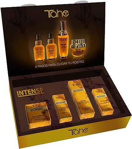 Tahe - Intense-Pack 4 Productos(Crema+Contorno+Serum+Concen ...
