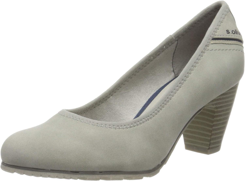 s.Oliver 5-5-22404-24, Zapatos de Tacón para Mujer