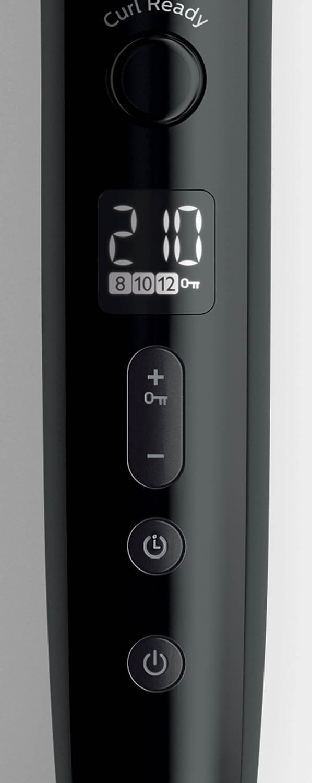 Philips bhb872/00 glamshine rizador de pelo - 15 - 25 mm, 210 C, ionizador, Titan amplificación: Amazon.es: Salud y cuidado personal