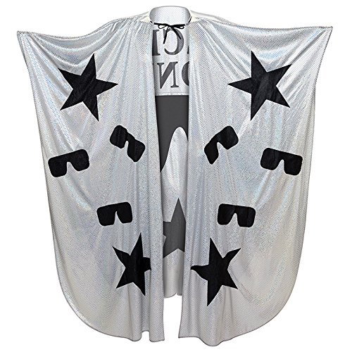WWE Deluxe Classic Superstar Macho Man Randy Savage Robe Costume - Wwe Macho Man Costume