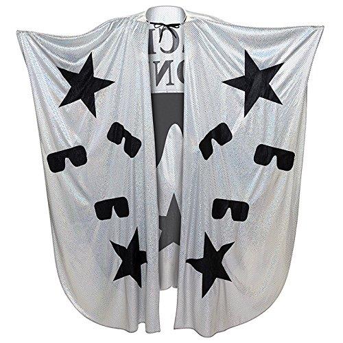Hulk Hogan Costume Belt (WWE Deluxe Classic Superstar Macho Man Randy Savage Robe Costume)
