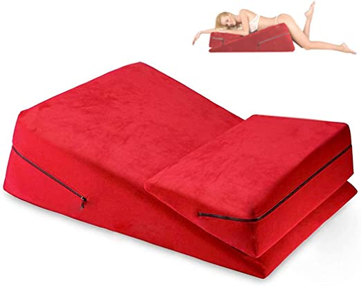 Amazon.com: Triangle Wedge Sex Cube Sofa Set,Sex Pillow Chair Bed