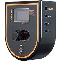 Inkbird BBQ Temperatuurregelaar ISC-007BW,Automatische Voedselthermometer voor Kamado Joe, Weber, Primo, Vision Grill…