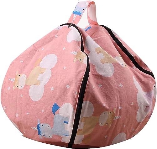 amropi Stuffed Animal Storage Bean Bag Chair
