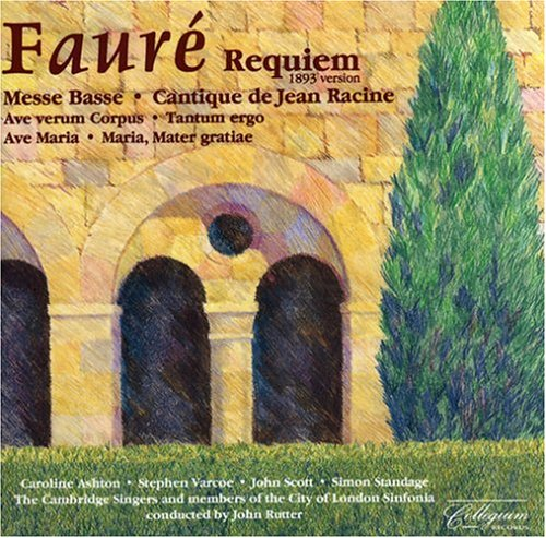 Faure: Requiem and Other Choral (Integrity Choral Music)