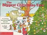 The Biggest Christmas Tree, David Gantz, 0590440268