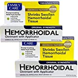 Best Hemorrhoid Creams - Family Care Hemorrhoidal Ointment with Applicator (2 Pack) Review