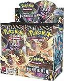 Pokemon Forbidden Light TCG Sun & Moon Factory Sealed Booster Box - 36 packs