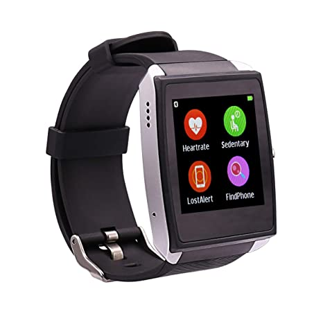 Amazon.com: Bebinca Bluetooth Smartwatch Activity Tracker ...