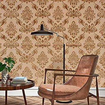 Konark Designer Wallpapers Vinyl 3d Abstract Wallpaper