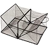 "Promar Collapsible Crawfish / Crab Trap 24""x18""x8"" - American Maple Inc TR-101, Fishing Accessories"