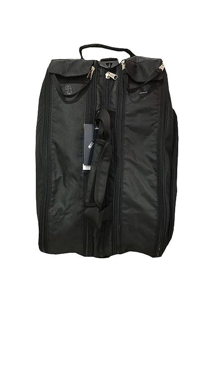 ASICS 125914-0904 Bolsa de pádel, Unisex Adulto, Negro (Performance Black), M: Amazon.es: Deportes y aire libre