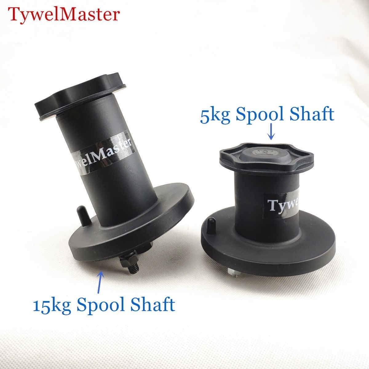 para bobinas de alimentador de alambre de soldadura D300//K300 de 15 kg//20 kg Carrete estilo europeo