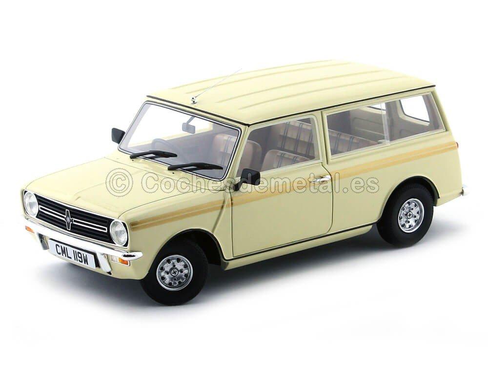 1974 Mini Clubman Estate HL Beige 1:18 Cult Scale Models CLM018 Cochesdemetal.es