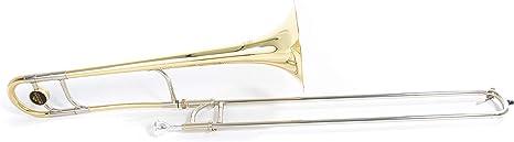 Roy Benson 701131 - Trombón tenor en Sib TT-227, acabado lacado ...